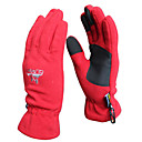 A prueba de viento del dedo guantes llenos Fleence de OURSKY Mujeres
