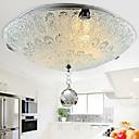10W LED 40cm moderna lámpara de cristal colgante de luz Nueva lámpara del techo estilo
