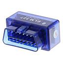 2013 Última versión V1.5 Super Mini ELM 327 Bluetooth OBDII/OBD2
