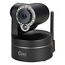 Coolcam - 300k píxeles cámara pan tilt ip inalámbrica (visión nocturna, iphone apoyado), p2p