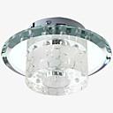 18cm Mini Crystal lámpara del proyector del techo