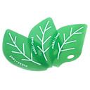 3pcs Sukki de hojas en forma de rascador de aceite