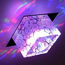 10Cm Mini Crystal lámpara del proyector del techo de 3W LED