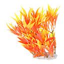 """10.25 """"Las plantas de plástico ornamento decorativo para Acuario"""