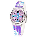 Cruz de Weili Niños Purple Swatch