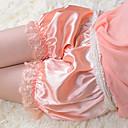 Bisque satén dulce princesa Lolita Bloomers (cintura: los 56-80cm)