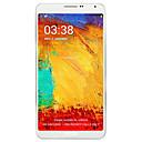 "5,7 ""3g androide 4.4 teléfono inteligente (dual sim, IPS pantalla, de cuatro núcleos, wifi, cámara dual)"