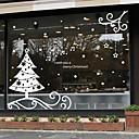 Alquiler de bienvenida a la Navidad pegatinas de pared