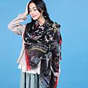 Chuxi Chain Print mantón (D97-02)