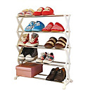 Creativa Doblado 5-Tier Dust Proof Zapatero