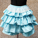 2 Color Satin Sweet Lolita Bloomers capas