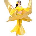 accesorio de la danza del vientre danza poliéster 360 alas de isis para damas (más colores)