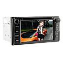 6.2Inch 2 Din universal de coches reproductor de DVD para Toyota Antes de 2006 con 3G, WIFI, GPS, IPOD, RDS, BT, ISDB-T