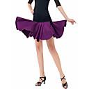 agradable viscosa dancewear falda de baile para las damas (más colores)