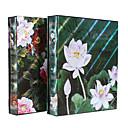 """Lotus Laser Paper del dorado Estilo 4 """" 6"""" Album de fotos (500 Pocket)"""