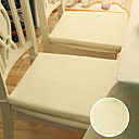 "cojín para silla, poliéster 52 rectangular "" 72"", albaricoque"