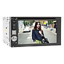 """6.2 """"pantalla táctil lcd 2din coche reproductor de DVD en el tablero, radio estéreo, dvd, sd, usb"""