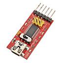 FTDI Basic Program Downloader USB to TTL FT232 for (For Arduino)