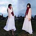 Attack on Titan Mikasa Ackermann Daily Dress Cosplay Costume