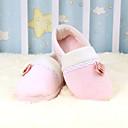 Country Style Pink Rose de la Mujer Zapatilla Mocasín