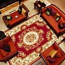 120  170cm alfombra de acrílico sólido contemporáneo