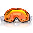 BASTO Snow googgles Marco naranja Naranja Sensor Lente Espejo