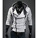bodycon sintonizar abrigo con capucha chaqueta de punto