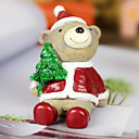 "2.25 ""Christmas Tree oso Polyresin Collectibles"