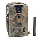 LTL Acorn 5210M 12MP 940nm IR LED GPRS / MMS / GSM Cámara rastro de la caza con la antena externa / SMS