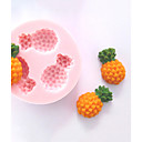 three-holes-pineapple-fruit-silicone-mold-fondant-molds-sugar-craft-tools-chocolate-mould-for-cakes