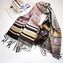Qing Yu 2013 Forme a estilo popular suave bufanda colorida