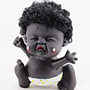 Novedad Crying Baby con Furry Hair Hucha