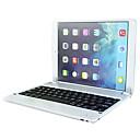 Aluminio y ABS botones del teclado de Bluetooth para el iPad del aire
