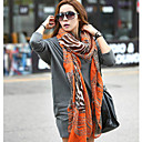 Bell All-matched Leopard Scarf AWJ17 Screen Color(180-110cm)