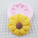 one-hole-sunflower-silicone-mold-fondant-molds-sugar-craft-tools-chocolate-mould-for-cakes