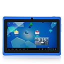 """7.0 """"tablet wifi (azul, 4gb rom, androide 4.2, cámara dual)"""