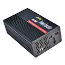 Inversor de la energía con Enchufe USB Socket 500W DC 12V a AC 220V de onda sinusoidal modificada