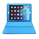 Caja de la PU del cuero del teclado de Bluetooth para el iPad del aire