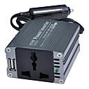Inversor de la energía con USB 100W DC 12V a AC 220V de onda sinusoidal modificada