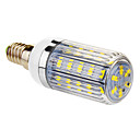 Bombilla LED Blanco Fresco E14 6W 36x5730SMD 1440LM 6000-6500K (220V)