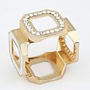 Womens Tridimensional Elegant Bracelet
