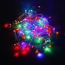 100 Luz del árbol de navidad luces de cadena (10 M, 220)