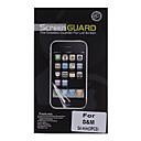 3 piezas de la más grande profesional Guarder de la pantalla LCD Crystal Clear Protector para Samsung Galaxy S4 Mini i9195 i9190