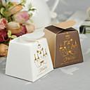 """""""A New Beginning für die zwei von uns"""" Wedding Favor Boxes - Set von 12 (weitere Farben)"""