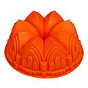 castel sartenes torta de la forma de cocción, de silicona (randoms de color)