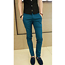 MenS Dimensional Cut Bleached Jeans 12AWYH01P034