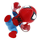 Image For DIY Spider Man Motorcycle Decoration (Red)