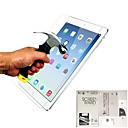 Anti-Shock Damage Protection Front Screen Protector with Microfiber Cloth and Scratch Card for Apple iPad Air