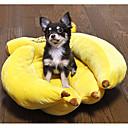 Algodón Banano Estilo Perrito Sofá Cojín Cama para Mascotas Perros (colores surtidos)