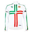 Image For Kooplus - Portuguese National Team Cycling Long Sleeve Fleece Jersey